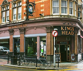 The Kings Head, Crouch End – Good Gig